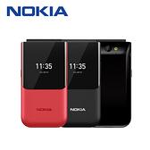 【全新現貨】諾基亞 NOKIA 2720 Flip 4G折疊式手機 經典回歸 雙螢幕 雙卡雙待 支援記憶卡 聯強公司貨