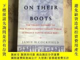 二手書博民逛書店With罕見Snow on their Boots: The T