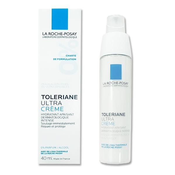 LAROCHE-POSAY理膚寶水 多容安即效舒緩修護精華乳(潤澤型) 40ml 公司貨【UR8D】