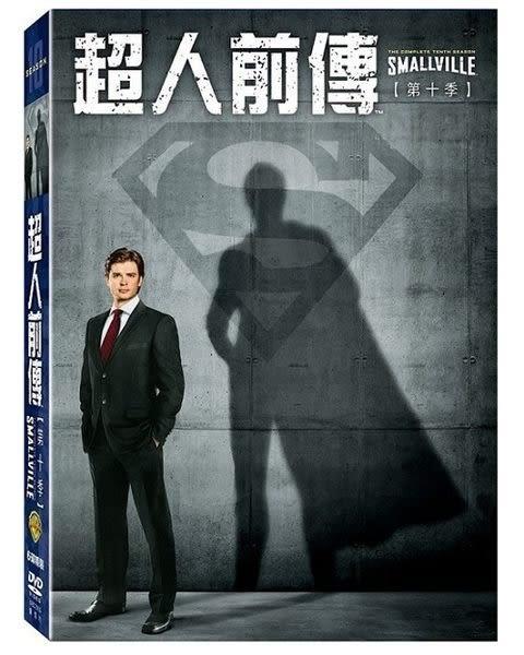 超人前傳 第10季 DVD  (購潮8)