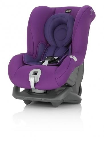 【愛吾兒】Britax FIRST CLASS PLUS 0-4 歲頭等艙安全汽座 紫色