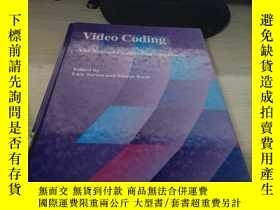 二手書博民逛書店Video罕見Coding The second Generat