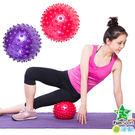 《Fun Sport》舒力活抗力球-(20cm顆粒)(韻律球/運動球/平衡球)2個/組-含打氣筒