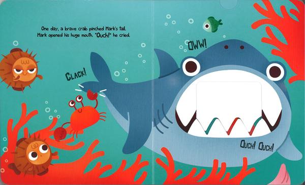 【幼兒操作書】SHARK BITE《主題:情緒管理》