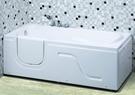 【麗室衛浴】孝親缸 / 步入式浴缸 適合家中長輩及行動不便人士 LS-T117 1500*750*H580mm
