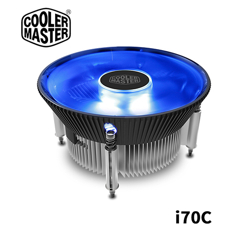 Cooler Master i70C CPU 散熱器