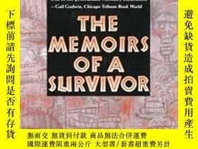 二手書博民逛書店The罕見Memoirs Of A Survivor-幸存者的回憶錄Y436638 Doris Lessing