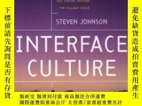 二手書博民逛書店Interface罕見CultureY362136 Steven A. Johnson Basic Books