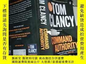 二手書博民逛書店Command罕見AuthorityY182140 Tom Cl