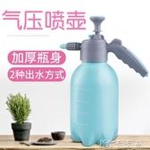 澆花神器懶人家用園藝灑水壺小型氣壓式可愛霧化清潔專用噴壺 卡卡西YYJ