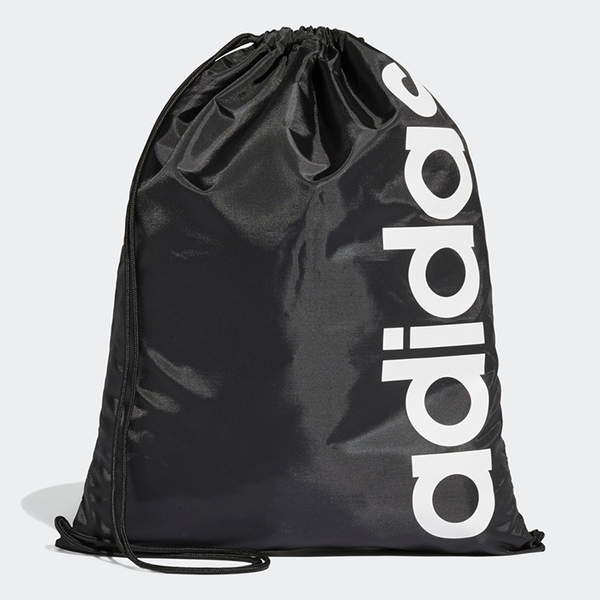 ADIDAS 19FW 後背包 束口袋 運動包 健身包 LINEAR CORE GYM BAG DT5714【樂買網】