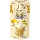 樂天小熊餅家庭號-香濃煉乳195G【愛買】