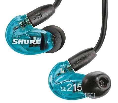 平廣 SHURE SE215SPE-A 藍色 耳機 台灣公司貨保固1年 特別版 SE215 SPE-A