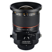 ◎相機專家◎ SAMYANG 24mm T-S F3.5 for Sony E 手動移軸鏡頭 正成公司貨 保固一年