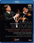 【正版全新DVD清倉 4.5折】貝多芬:莊嚴彌撒 BD Beethoven: Missa Solemnis