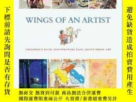二手書博民逛書店Wings罕見Of An ArtistY255562 Cummins, Julie  Kiefer, Barb