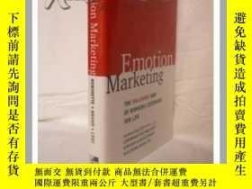 二手書博民逛書店情感市場:營銷策略Emotion罕見Marketing: The