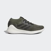 ADIDAS PUREBOUNCE  M [AC8782] 男鞋 運動 慢跑 休閒 緩震 舒適 襪套 愛迪達 灰綠