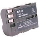 Kamera Nikon EN-EL3e EN-EL3 高品質鋰電池 D1X D1H D50 D70 D70S D80 D90 D100 D200 D300 D300S D700 保固1年