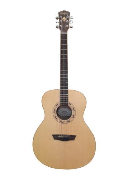 美國Washburn WGO15S 單板民謠吉他【WGO-15S/木吉他】