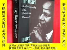 二手書博民逛書店Lay罕見Bare the Heart: An Autobiog