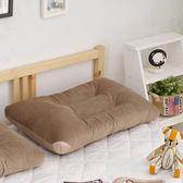 台灣製 枕頭 可水洗彈性枕 棕 快乾滴水網布設計《Life Beauty》