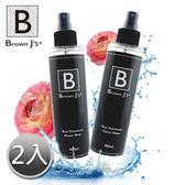 【Brown J s】大馬士革玫瑰植萃純露 水嫩保濕補水(200ml)兩入組