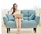 懶人沙髮椅可躺休閒臥室雙人可拆洗折疊沙髮床小戶型客廳沙髮椅子