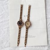 韓版時手錶 簡約ins風氣質小巧復古腕錶 時尚潮流手鏈錶女錶 CJ4816『美鞋公社』