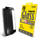【hoda官方賣場】【iPhone 7/8 Plus 5.5吋】3D全曲面滿版9H鋼化玻璃保護貼