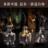 高檔水煙筒水煙斗全套裝兩用玻璃煙鍋過濾煙