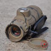 單筒望遠鏡防水防霧用微光夜視帶羅盤測距【洛麗的雜貨鋪】