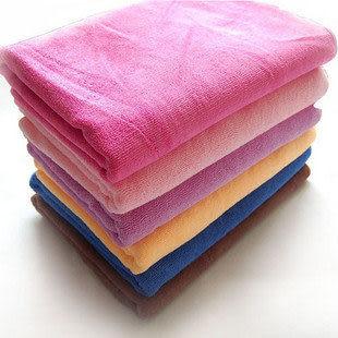 超柔超厚超細纖維大浴巾70*140 歡迎量大批發 民宿旅館專用