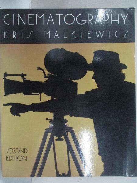 【書寶二手書T1/傳記_KFB】Cinematography: A Guide for Film Makers and Film Teachers