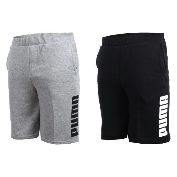 PUMA 男棉質短褲(慢跑 路跑≡體院≡