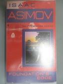 【書寶二手書T7/原文小說_HMV】Foundation's Edge_Asimov, Isaac