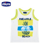 chicco-夏日海灘-男童鳳梨背心