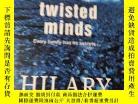 二手書博民逛書店twised罕見mins:every family has se