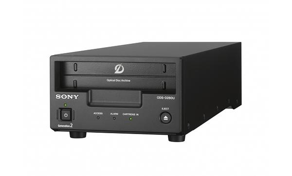 【】SONY 光碟儲存系統 ODS-D280U 磁碟機 Optical Disc Archive 第 2 代 ODA 【公司貨】