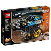 樂高積木 LEGO《 LT42095 》科技 Technic 系列 - 無線搖控特技賽車╭★ JOYBUS玩具百貨