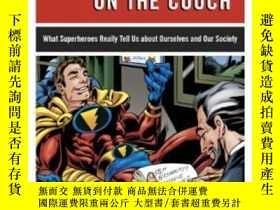 二手書博民逛書店Superman罕見On The Couch-沙發上的超人Y436638 Danny Fingeroth Bl
