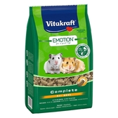*KING WANG*【特價促銷】德國 vitakraft vita 黃金比例配方 倉鼠飼料 800g
