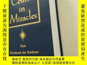 二手書博民逛書店A罕見Course In MiraclesY23706 Foundation For Inner Founda