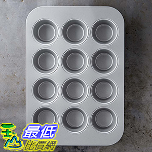 [美國直購] Williams-Sonoma Open Kitchen Muffin Pan, 12-Well烤盤