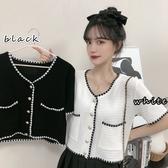 DE shop - 小香風針織衫外套 - N-658