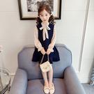 女童連衣裙春裝新品正韓兒童超洋氣公主裙女寶寶蕾絲裙子童裝