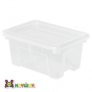 KEYWAY 5號易利掀蓋整理箱 4L KZ-005 19x27.3x13.5cm