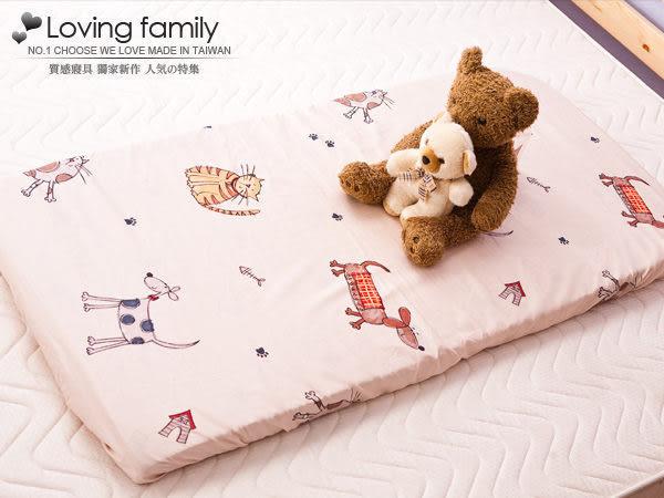 嬰兒床包 / 嬰兒床專用【可愛家族】2x4尺嬰兒床專用床包,戀家小舖,台灣精製