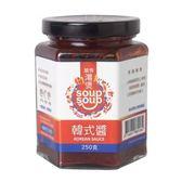 毓秀私房醬湯煲-韓式醬250g
