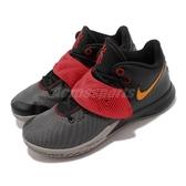 Nike 籃球鞋 Kyrie Flytrap III EP 黑 紅 男鞋 低筒 運動鞋 【ACS】 CD0191-011